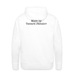 Jamalover fan sweater - Mannen Premium hoodie