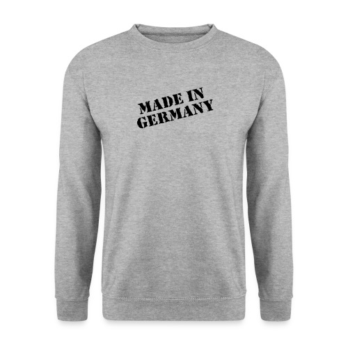MADE IN GERMANY - Männer Pullover