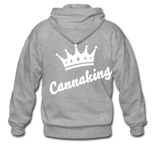 The cannaking  - Men's Premium Hooded Jacket