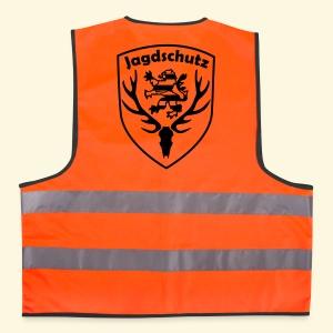 Jägerwarnweste Jagdschutz Hessen *NEU* - Warnweste