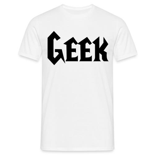 T-Shirt femme Geek - T-shirt Homme