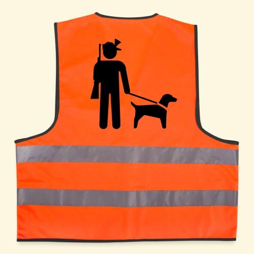Jägerwarnweste Hundeführer *NEU* - Warnweste