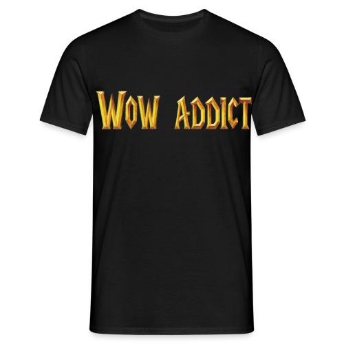 T-Shirt homme WOW ADDICT - T-shirt Homme