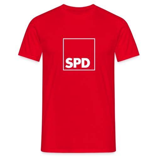 SPD Shirt - Männer T-Shirt