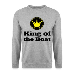 KING OF THE BOAT - Mannen sweater