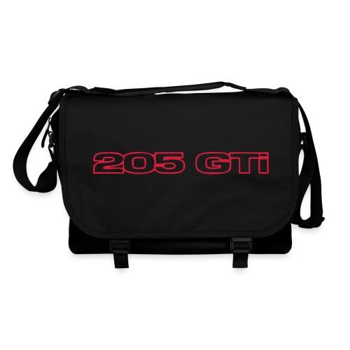 Sac Bandouliere noir 205 GTI - Sac à bandoulière