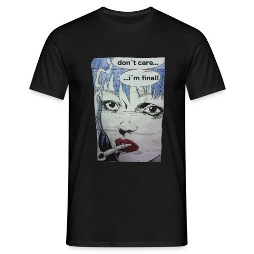 Ziggie Basic T-Shirt - Männer T-Shirt