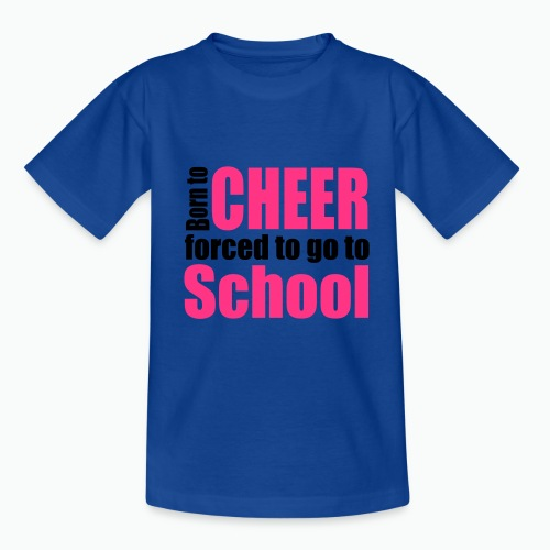 Shirt School Kids - Teenager T-Shirt