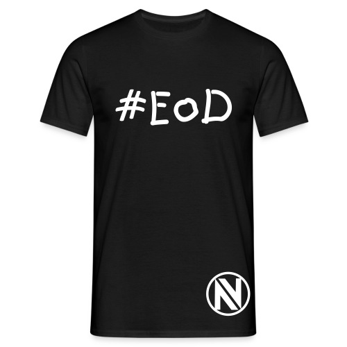 #EoD Black T - Men's T-Shirt