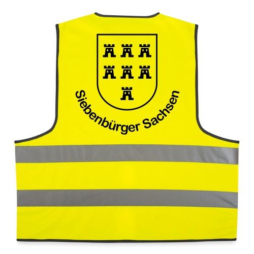 Warnweste Siebenbürger Sachsen - Warnweste