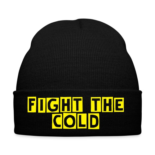 'Fight the Cold' winter hat - Winter Hat