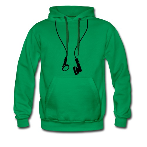 Hear Me Out - Men's Premium Hoodie