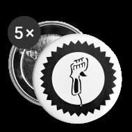 Buttons & Anstecker ~ Buttons groß 56 mm ~ Controller Button