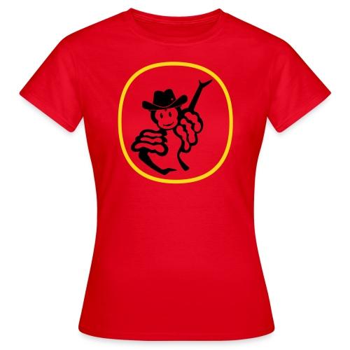 Banana Bootmonkey Girlie - Frauen T-Shirt