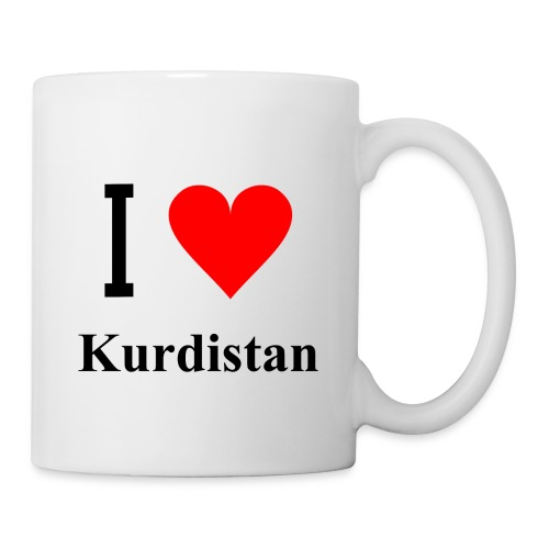 Kurdistan! - Tasse