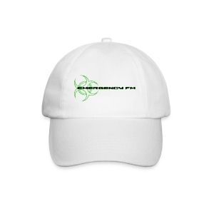 EmergencyFM Website Logo Cap - Baseball Cap