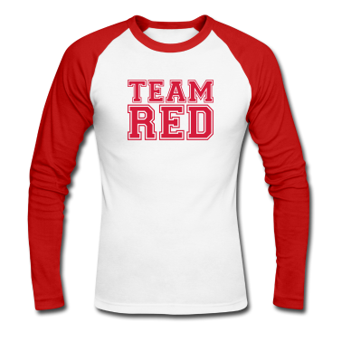 TEAM RED Long sleeve shirts