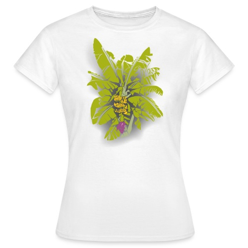 Classic Banana Tree - Women's T-Shirt