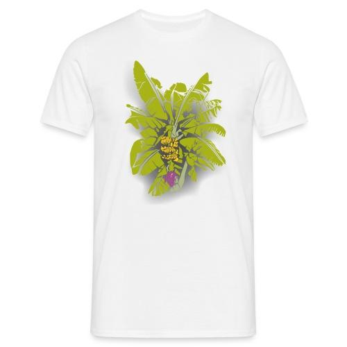 Classic Banana Tree - Men's T-Shirt