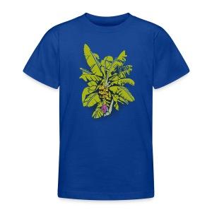 Banana Tree for kids - Teenage T-shirt