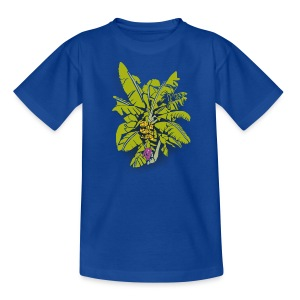 Banana Tree for kids - Teenage T-shirt