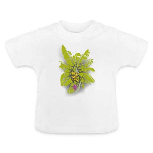 Banana Tree for Babies - Baby T-Shirt