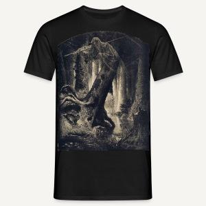 Artur Grottger: Puszcza - Koszulka męska