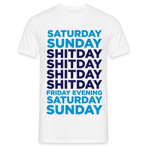 Weekend Wonder - Men's T-Shirt