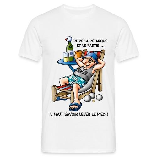 LEVER LE PIED ! - T-shirt Homme