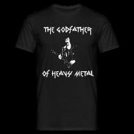 T-Shirts ~ Men's T-Shirt ~ Godfather of Metal T-Shirt