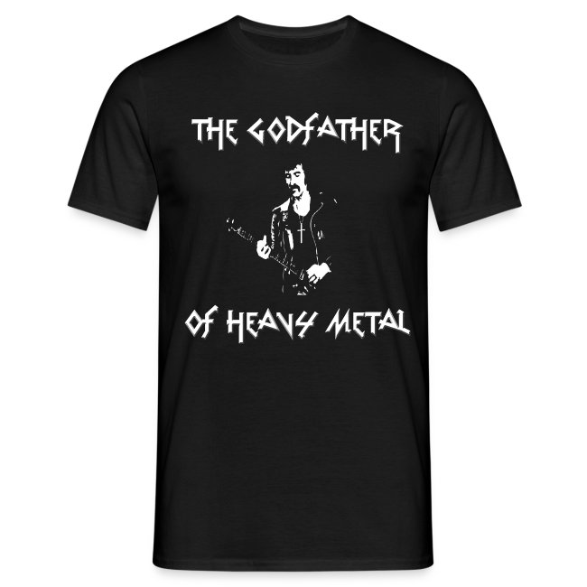 Godfather of Metal T-Shirt