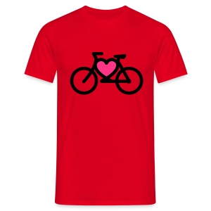 I like my bike - Men's T-Shirt