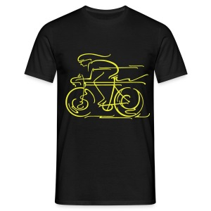 Speed Trial - Men's T-Shirt