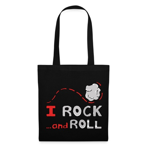 I Rock and Roll Tote Bag - Tote Bag