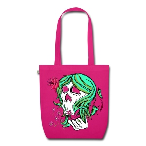 Nature Skull  Organic Tote Bag - EarthPositive Tote Bag