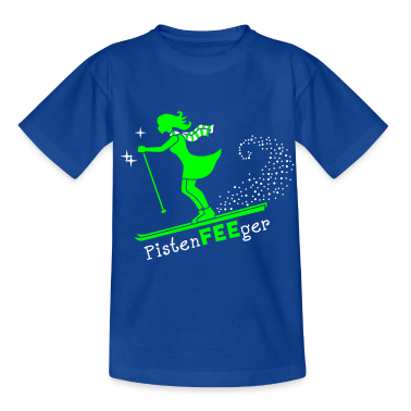 Pisten-FEE-ger Kinder T-Shirts