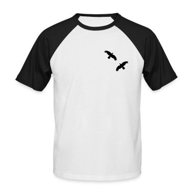 raben krähen mystisch vogel fliegen raven mystical crows flying bird T-Shirts