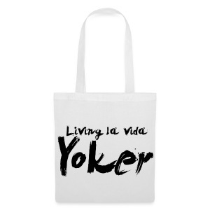 Living La Vida Yoker - Tote Bag