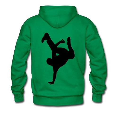mannen sweater dans - Mannen Premium hoodie