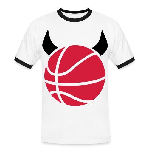 Camiseta balón - Camiseta contraste hombre