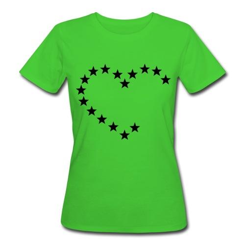 Regenschirm - Frauen Bio-T-Shirt