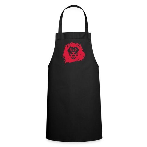 Red Lion Apron - Cooking Apron