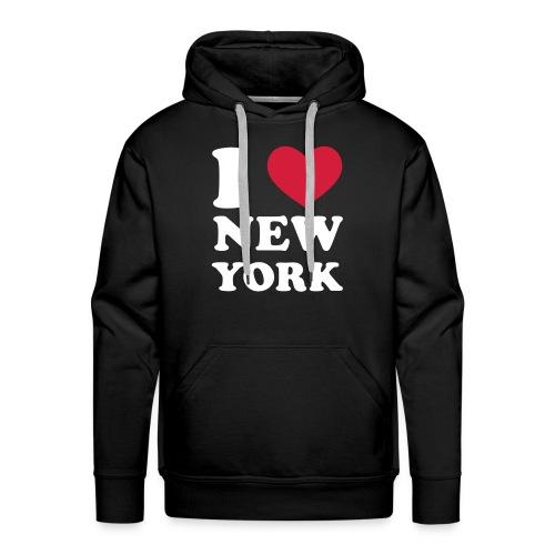 sweet NY - Sweat-shirt à capuche Premium pour hommes