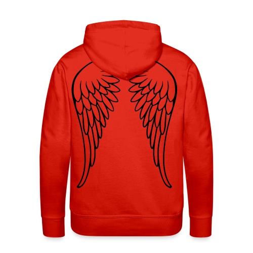 The Wings - Men's Premium Hoodie