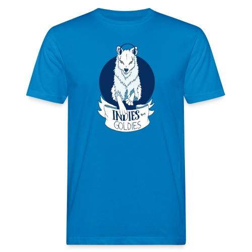 Indies But Goldies - Männer Bio-T-Shirt