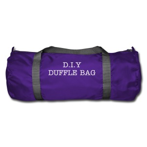 D.I.Y DUFFLE BAG - Duffel Bag