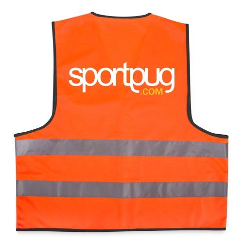 SportPug.com huomioliivi - Varoitusliivi