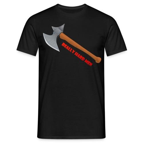 Really-Hard Men - Männer T-Shirt