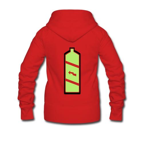 gaming girls - Women's Premium Hooded Jacket