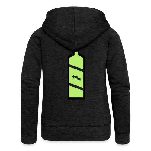 gaming girls - Women's Premium Hooded Jacket